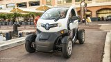 RENAULT Twizy parking