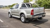 TOYOTA Hilux facelift bed view