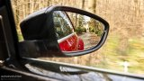 VW Beetle side mirror