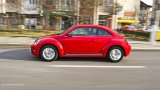 VW Beetle profile