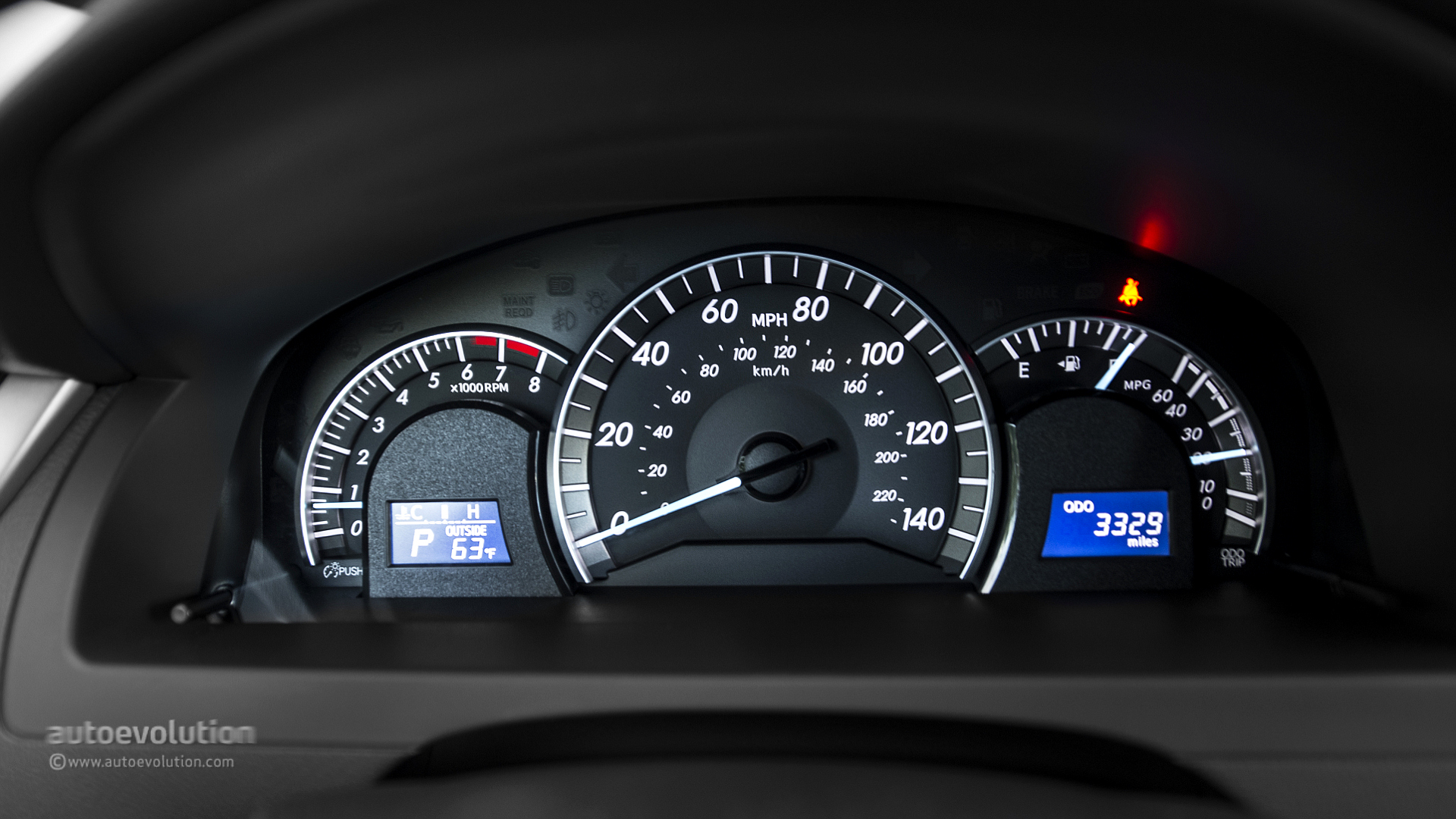 2014 Toyota Camry Review Autoevolution