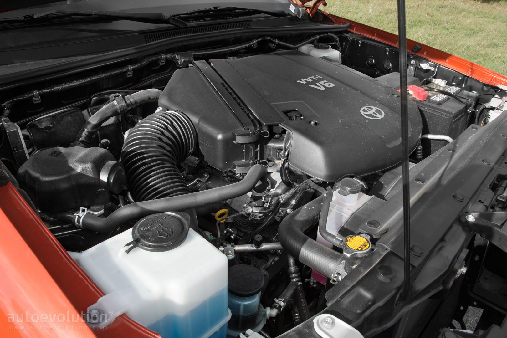 2015 Toyota Tacoma Trd Pro Review Autoevolution