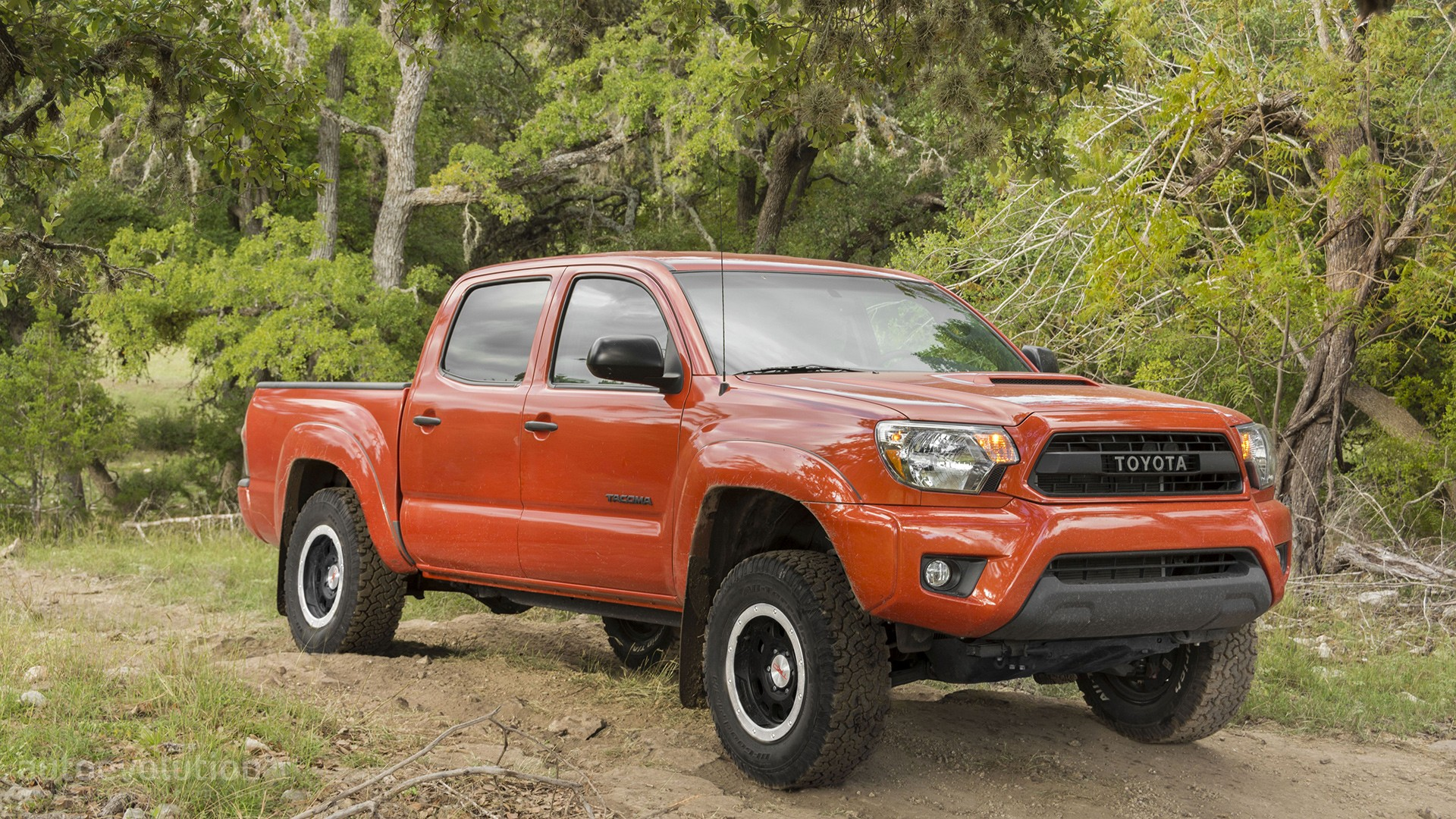 Toyota Tacoma Evolution >> 2015 Toyota Tacoma TRD Pro Review - autoevolution