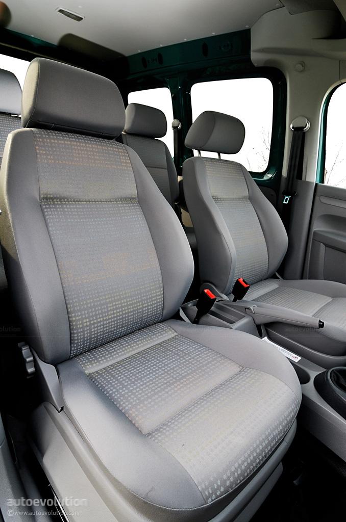 Volkswagen Caddy Review Autoevolution