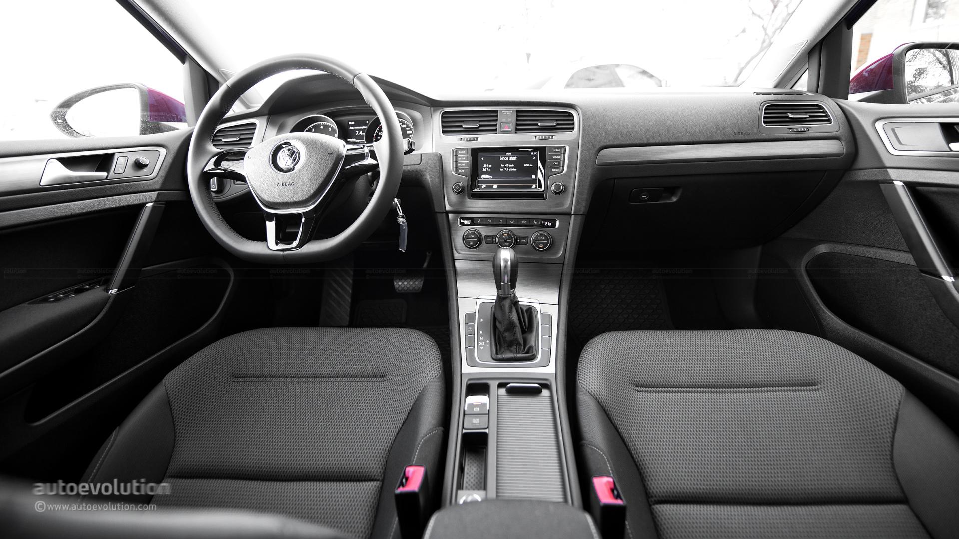 volkswagen golf 7 review autoevolution