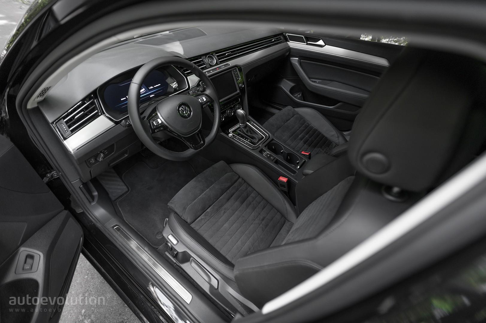 2016 Volkswagen Passat 2 0 BiTDI 4Motion Review - autoevolution