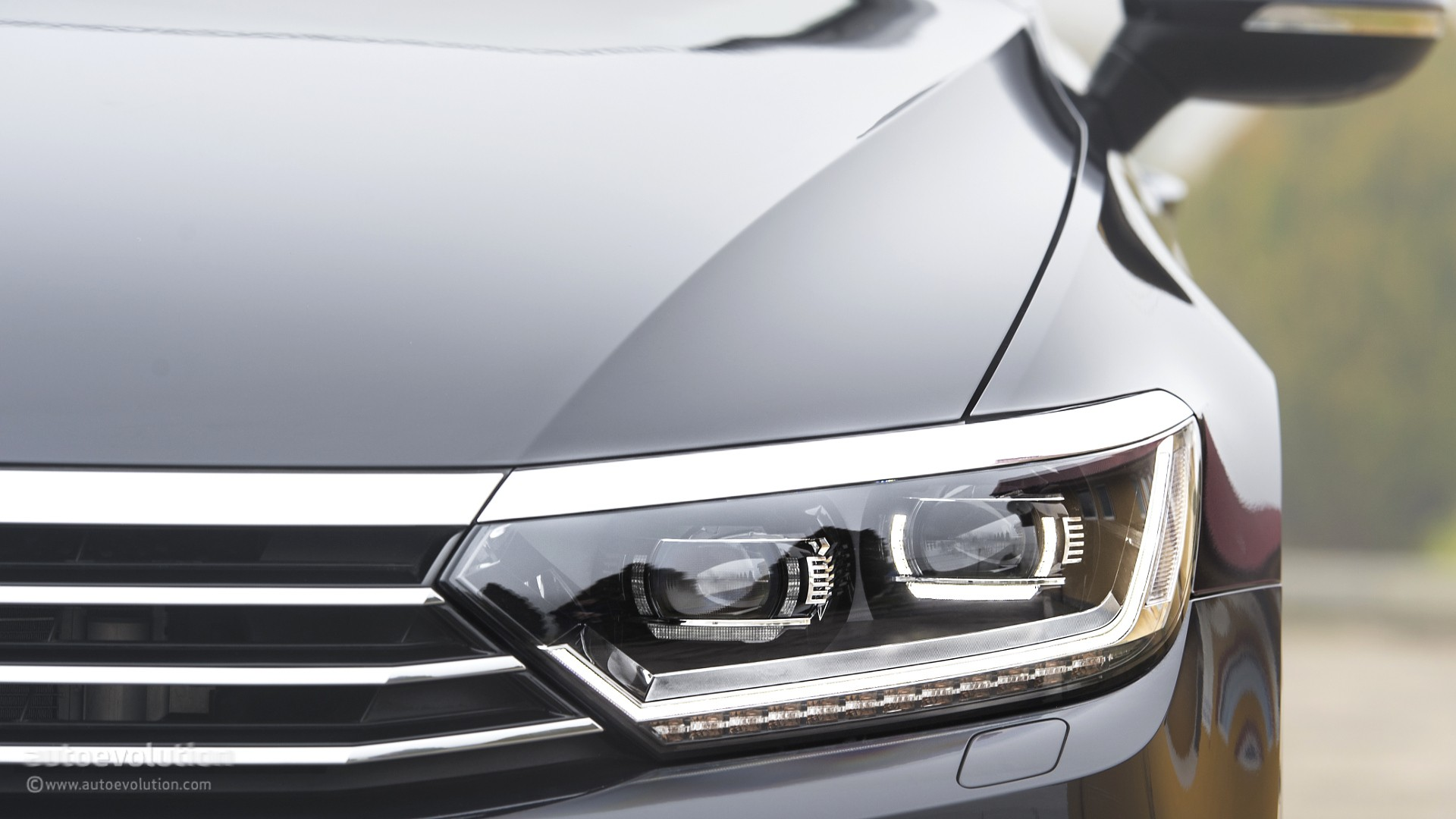 2015 Volkswagen Passat Review Autoevolution