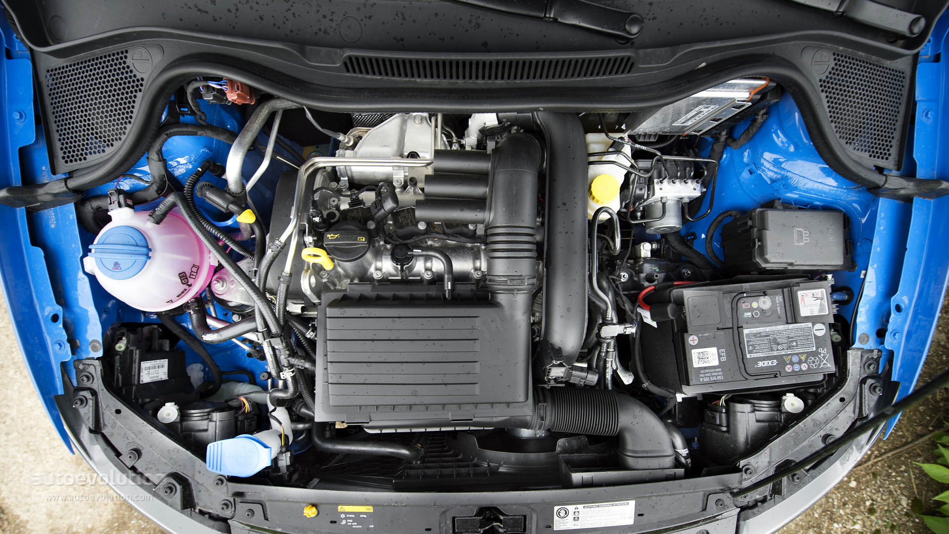 двигатель tsi фольксваген поло