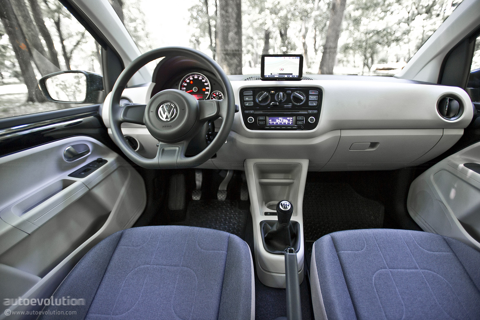 Volkswagen Up Review Autoevolution