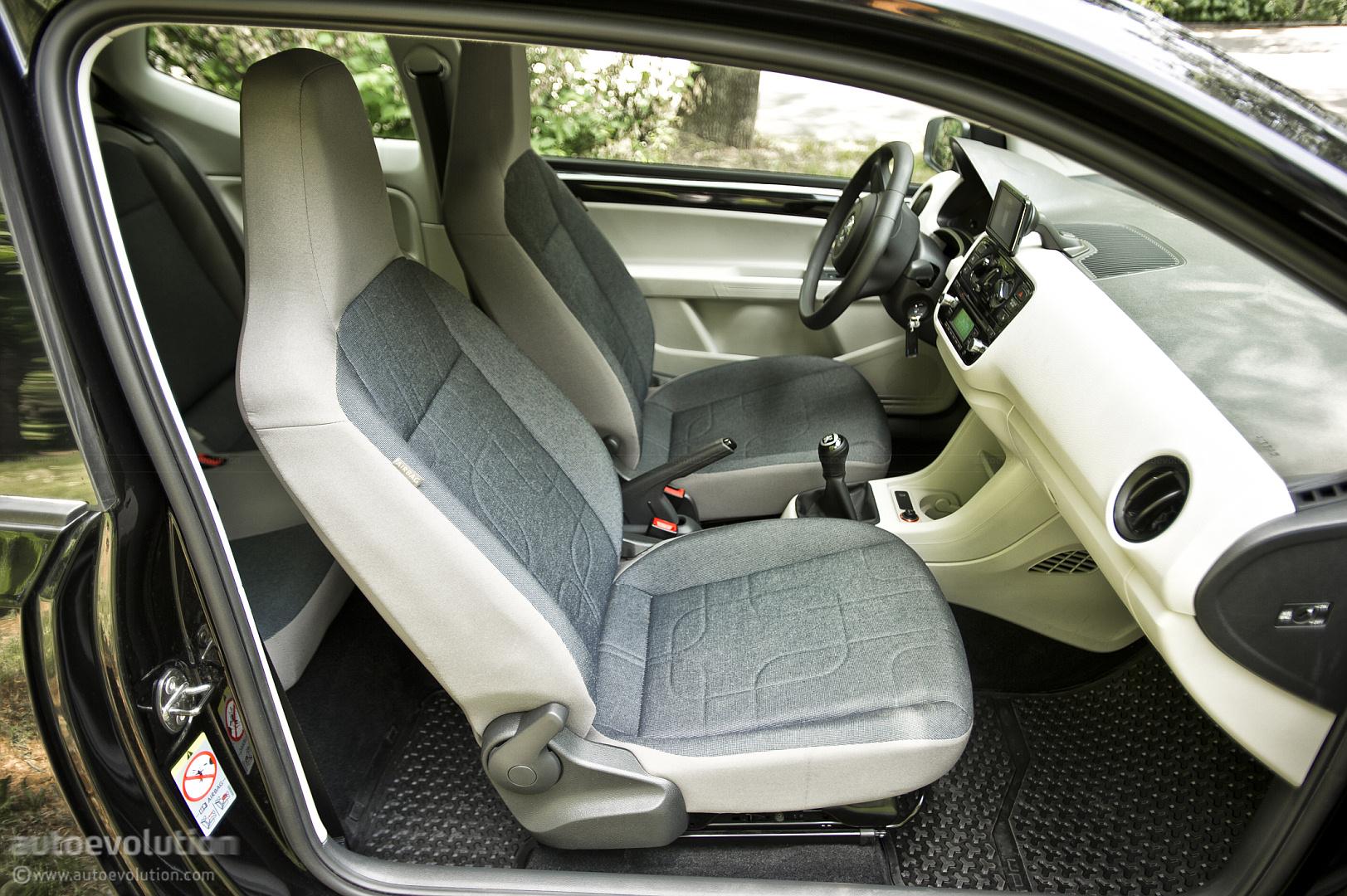Volkswagen Up Review Autoevolution
