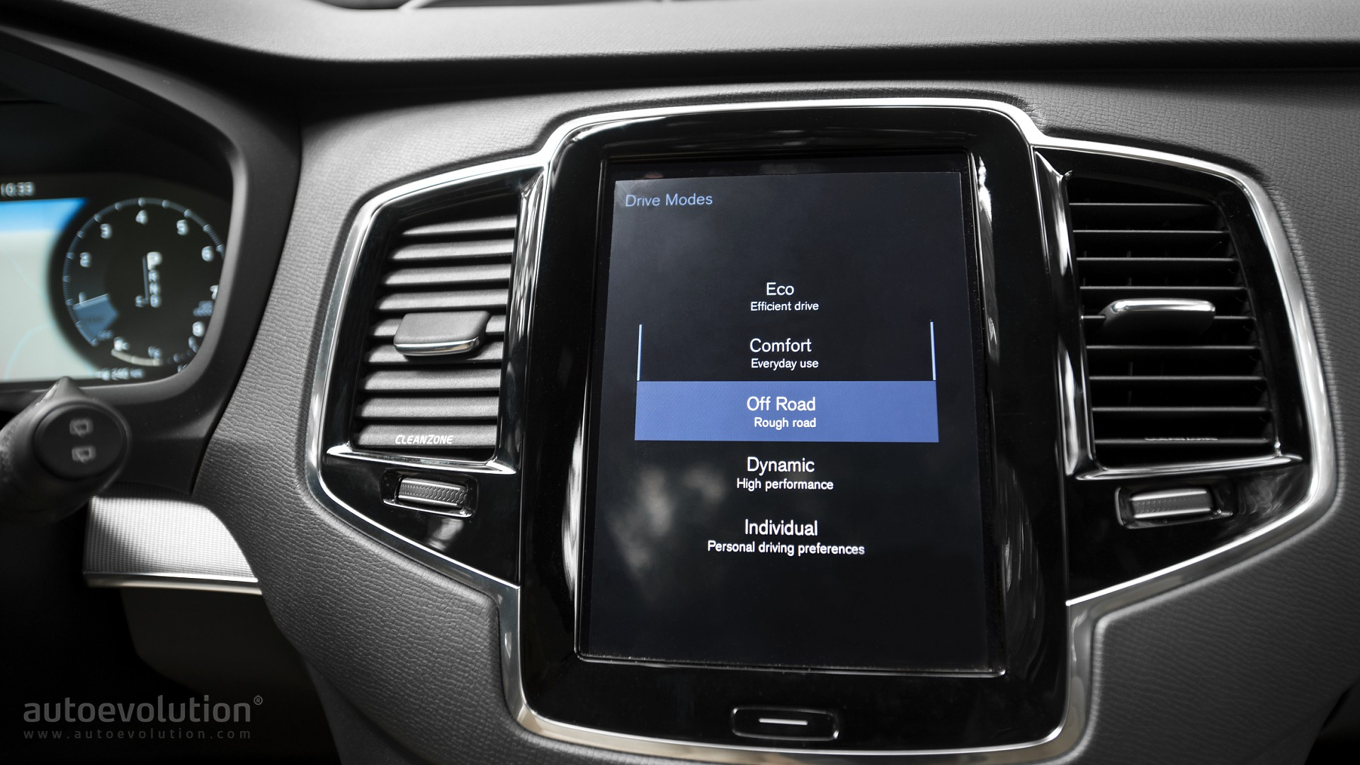 2016 Volvo Xc90 T6 Review Autoevolution