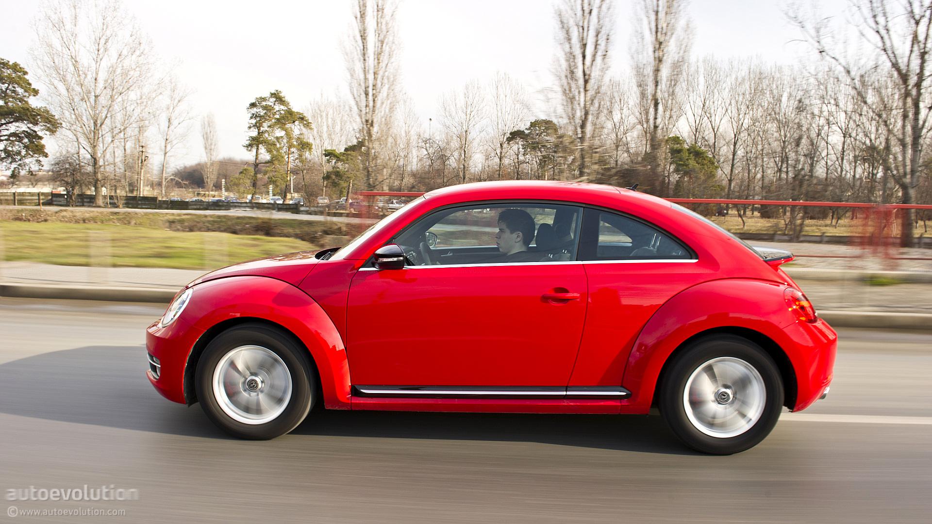 vw beetle review autoevolution. Black Bedroom Furniture Sets. Home Design Ideas