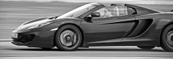 2013 MCLAREN MP4-12C Spider  Test Drive