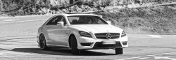 2014 MERCEDES-BENZ CLS63 AMG 4Matic Test Drive