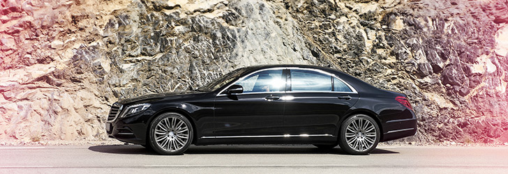 2014 MERCEDES-BENZ S500 Long