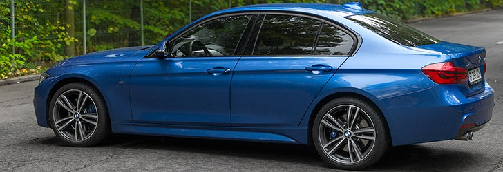 BMW Series Sedan Models Autoevolution - Bmw 318 series