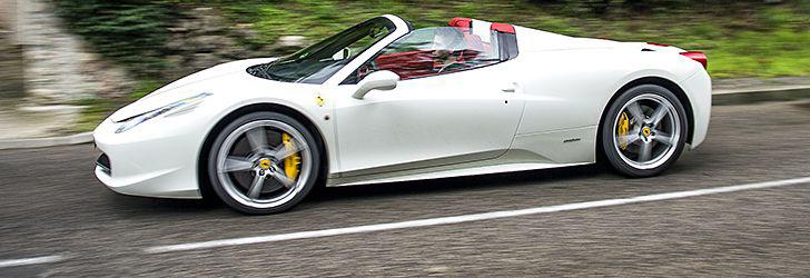 Ferrari Models History Photo Galleries Specs Autoevolution >> Ferrari 458 Spider Models And Generations Timeline Specs And