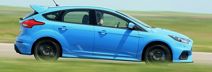 Ford Focus Rs Models And Generations Timeline Specs And Pictures