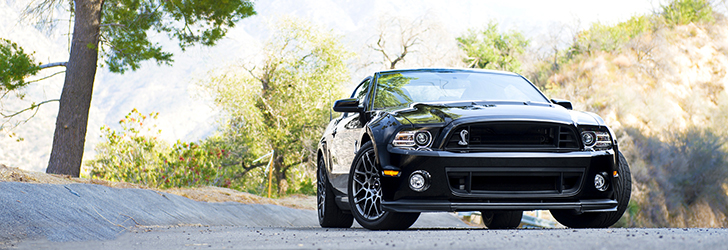 FORD Mustang models and generations timeline, specs and