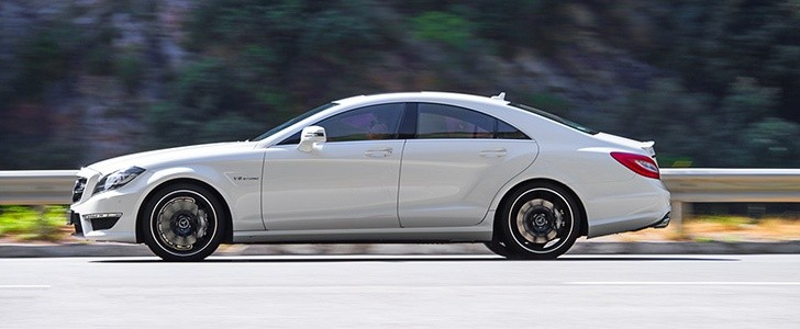 2014 mercedes benz cls63 amg 4matic review autoevolution