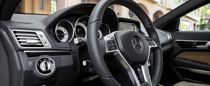 2014 MERCEDES-BENZ E-Class Cabriolet - Trang - 5