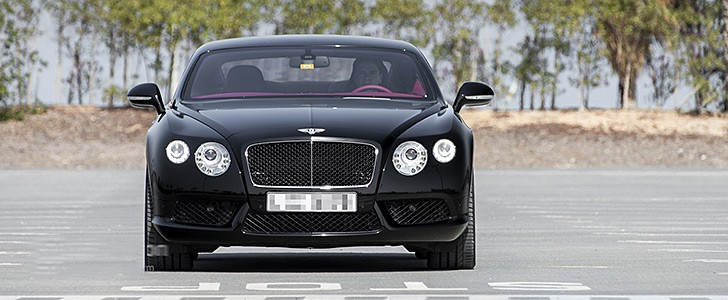 BENTLEY Continental GT V8 - Page - 1