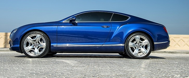 BENTLEY Continental GT W12  - Exterior