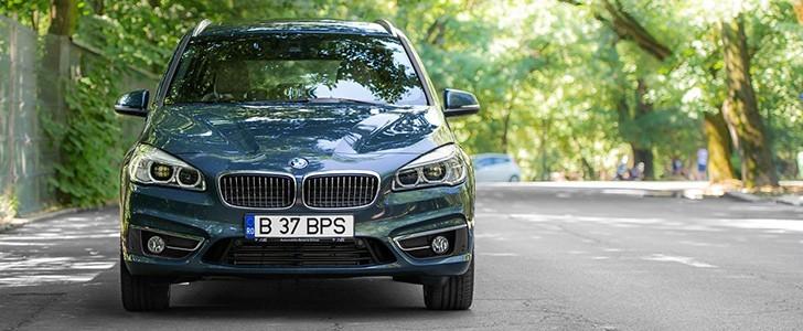 BMW Series Gran Tourer Review Autoevolution - Bmw 2 series gt