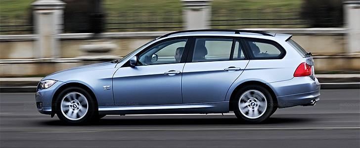 Bmw 320d Xdrive Touring Review Autoevolution