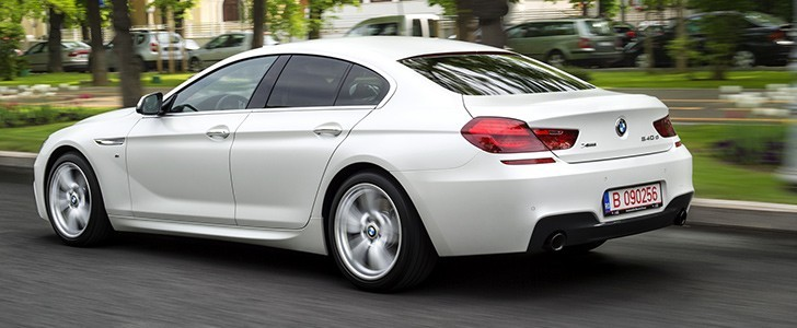 2016 Bmw 6 Series Gran Coupe Page 1