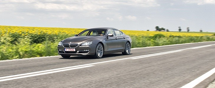 BMW 6 Series Gran Coupe - History