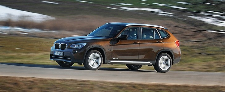 BMW X1 2.0d xDrive  - Safety