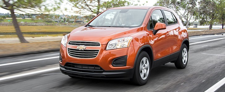 2017 Chevrolet Trax Page 1