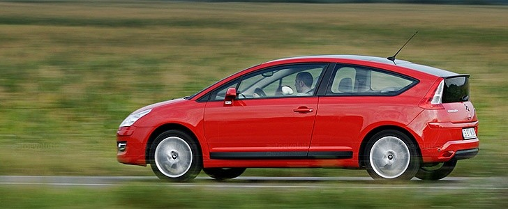CITROEN C4  - Tech facts
