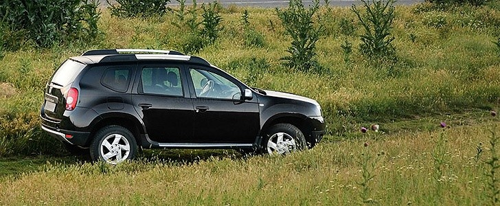Dacia Duster Review Autoevolution