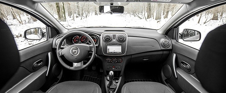 DACIA Logan - Interior