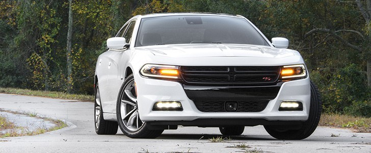 2015 Dodge Charger Rt Review Autoevolution