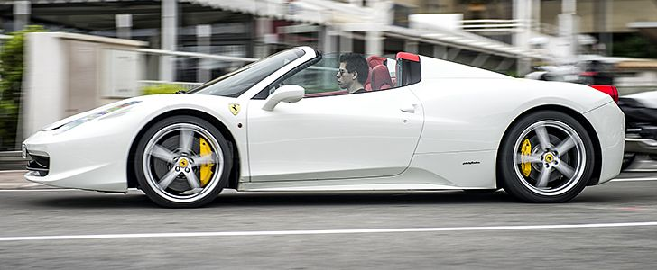 Ferrari 458 Spider Review Autoevolution