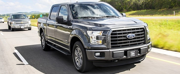 Excellent 2015 FORD F150 Review  Autoevolution