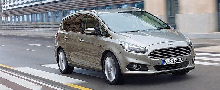 2015 Ford S Max Review Page 2 Autoevolution