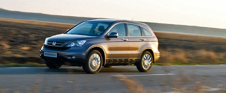 HONDA CR-V  - Conclusions