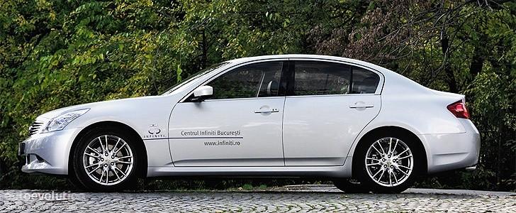 2009 infiniti g37x sedan review