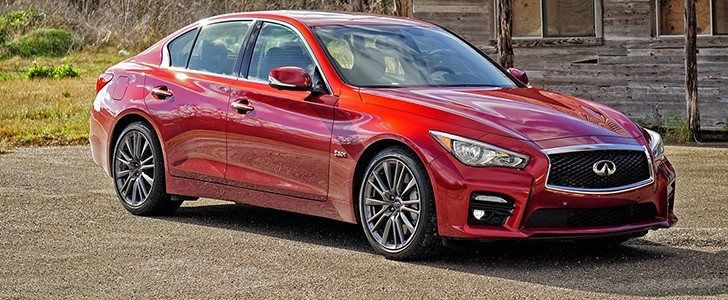 2016 infiniti q50 red sport 400 review autoevolution. Black Bedroom Furniture Sets. Home Design Ideas