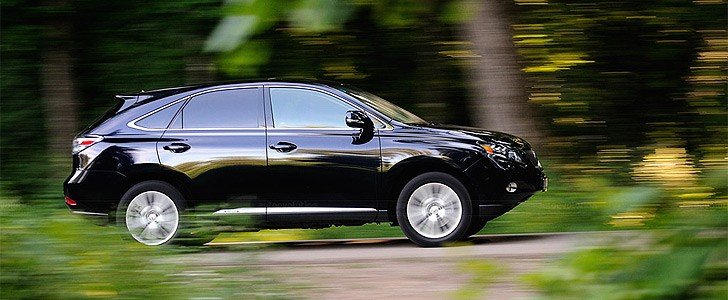 LEXUS RX 450h  - Sir May B. Bach's opinion