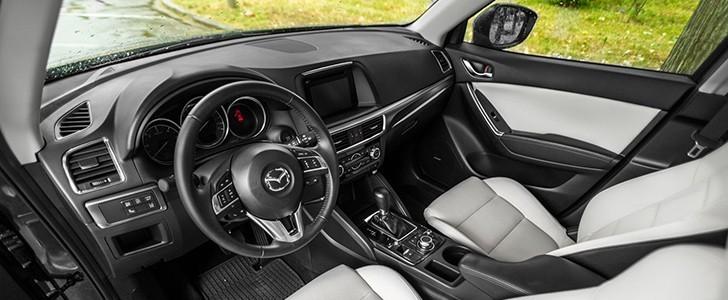 2016 Mazda Cx 5 Page 1