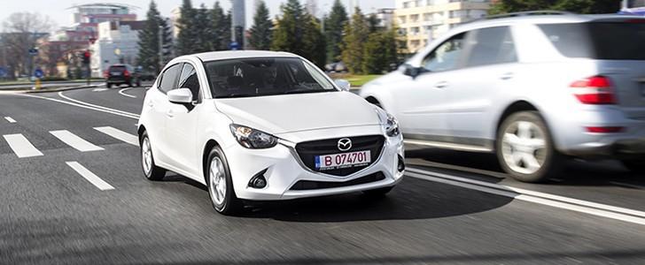 2015 Mazda2 Review - autoevolution