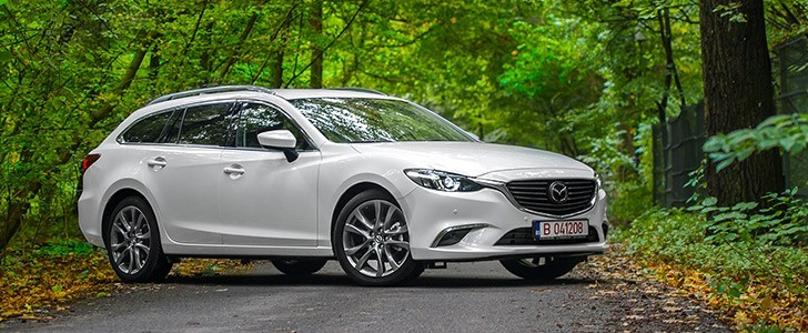 Wonderful 2016 Mazda6 Wagon 2.2 Skyactiv D   Page   1