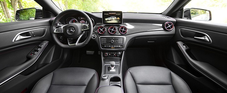 2016 Mercedes Benz Cla45 Amg Shooting Brake Page 1