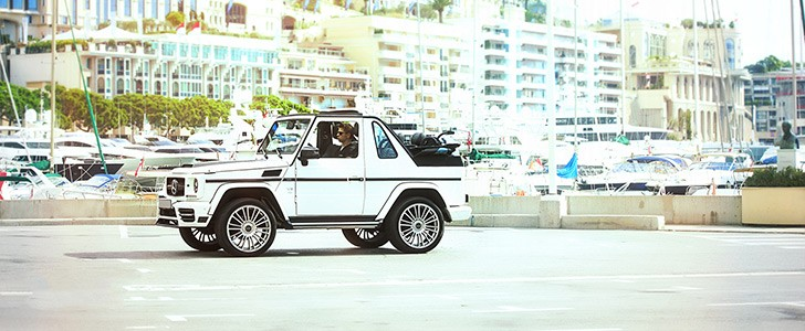 Mercedes benz g500 cabriolet review guest editor opinions for Mercedes benz g500 review