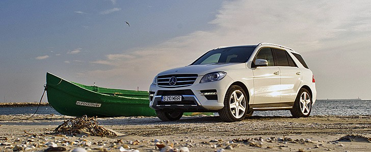 Mercedes benz ml350 history for Mercedes benz ml350 reviews